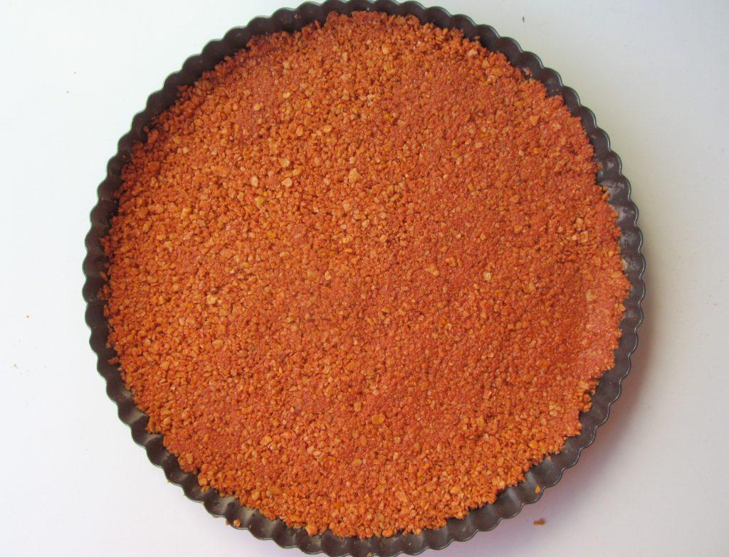 Spicy tortilla crust|www.andthentherewasfood.co.za