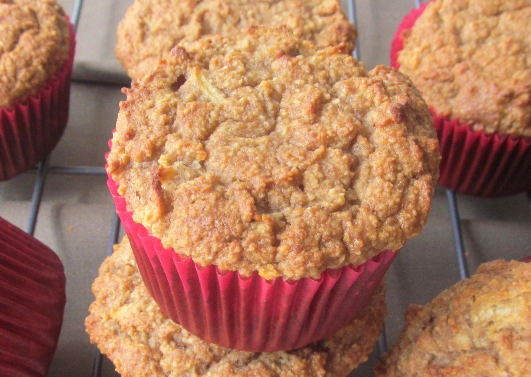 Gluten-Free Apple and Cinnamon Muffins|www.andthentherewasfood.co.za