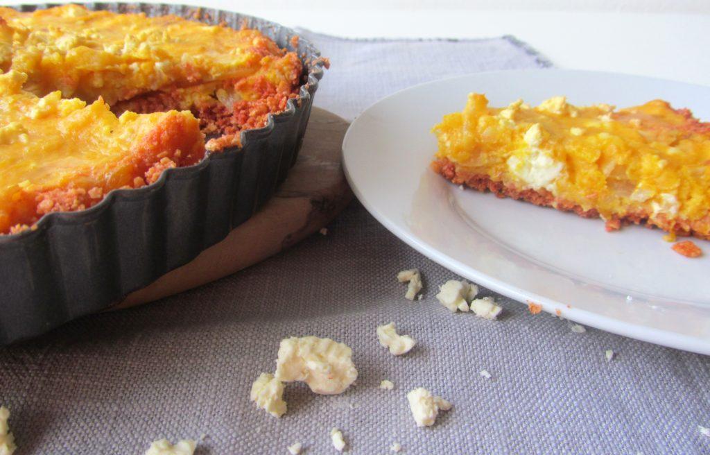 {Savoury} Pumpkin Pie|www.andthentherewasfood.co.za