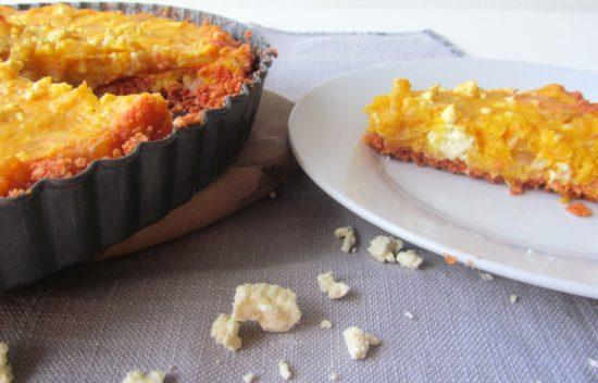 {Savoury} Pumpkin Pie www.andthentherewasfood.co.za