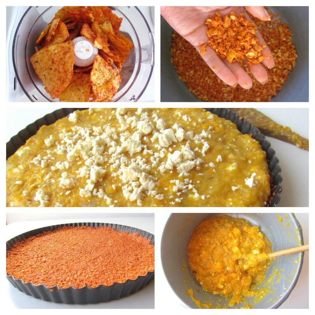 Process: Savoury Pumpkin Pie|www.andthentherewasfood.co.za