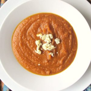 One Pot Pumpkin Soup|www.andthentherewasfood.co.za