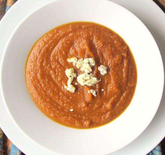 One Pot Pumpkin Soup www.andthentherewasfood.co.za
