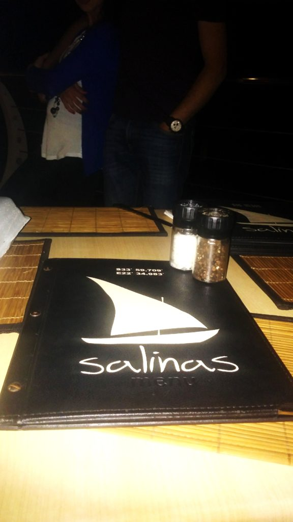 SALINAS BEACH RESTAURANT, WILDERNESS|www.andthentherewasfood.co.za