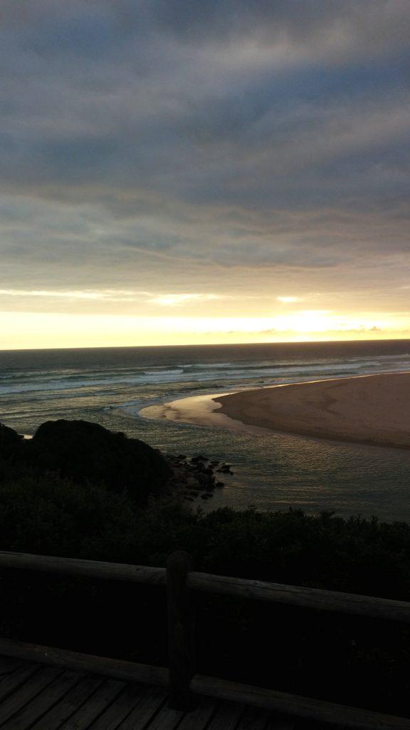 SUNSET, SEA AND SEDGEFIELD|www.andthentherewasfood.co.za