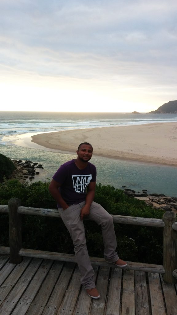 My Mr Handsome at Sedgefield Beach|www.andthentherewasfood.co.za