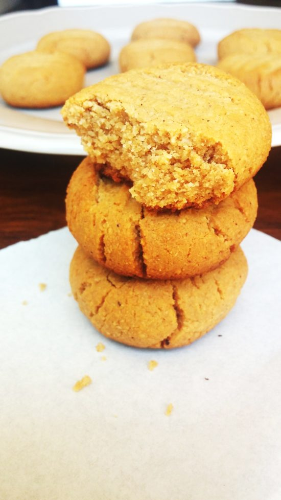 CASHEW NUT BUTTER COOKIES|www.andthentherewasfood.co.za