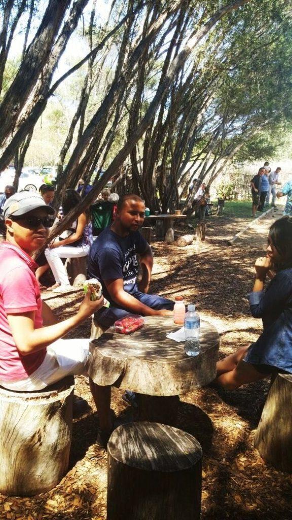 BREAKFAST AT THE WILD OATS SLOW MARKET|www.andthentherewasfood.co.za