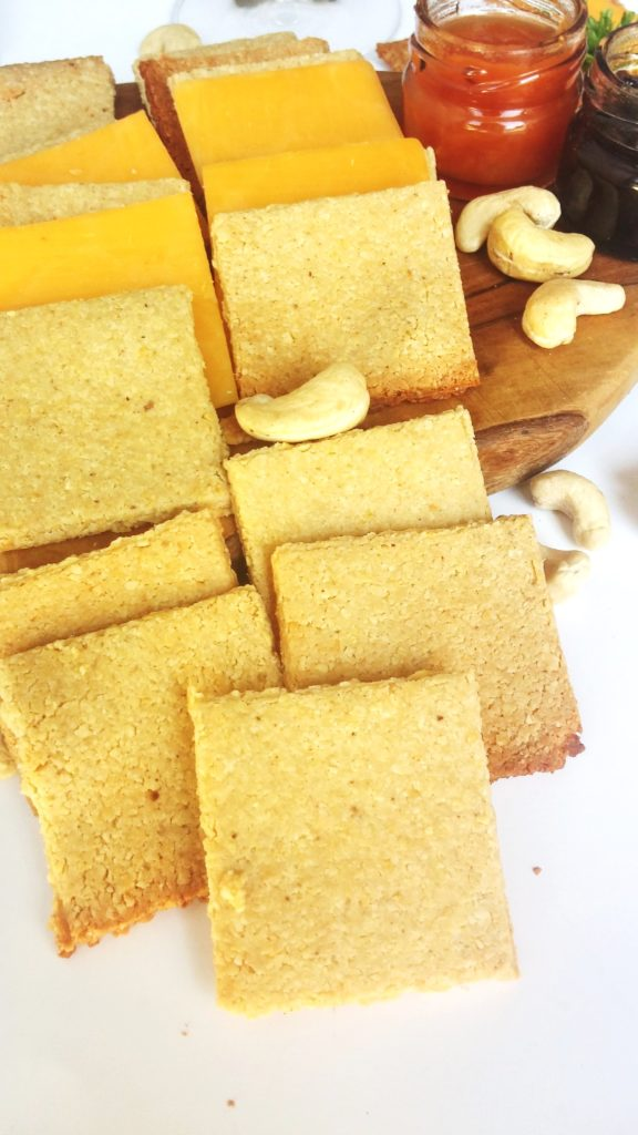 These crackers are so easy to make and totally low-budget|www.andthentherewasfood.co.za