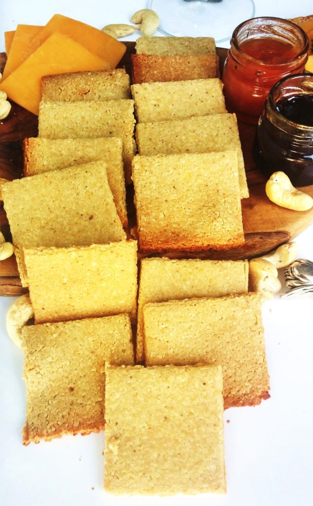 HEALTHY CRACKERS|www.andthentherewasfood.co.za