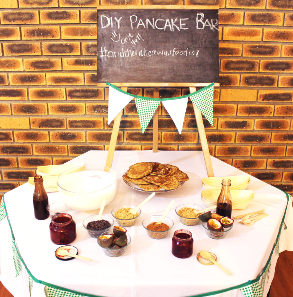 DIY pancake bar|www.andthentherewasfood.co.za