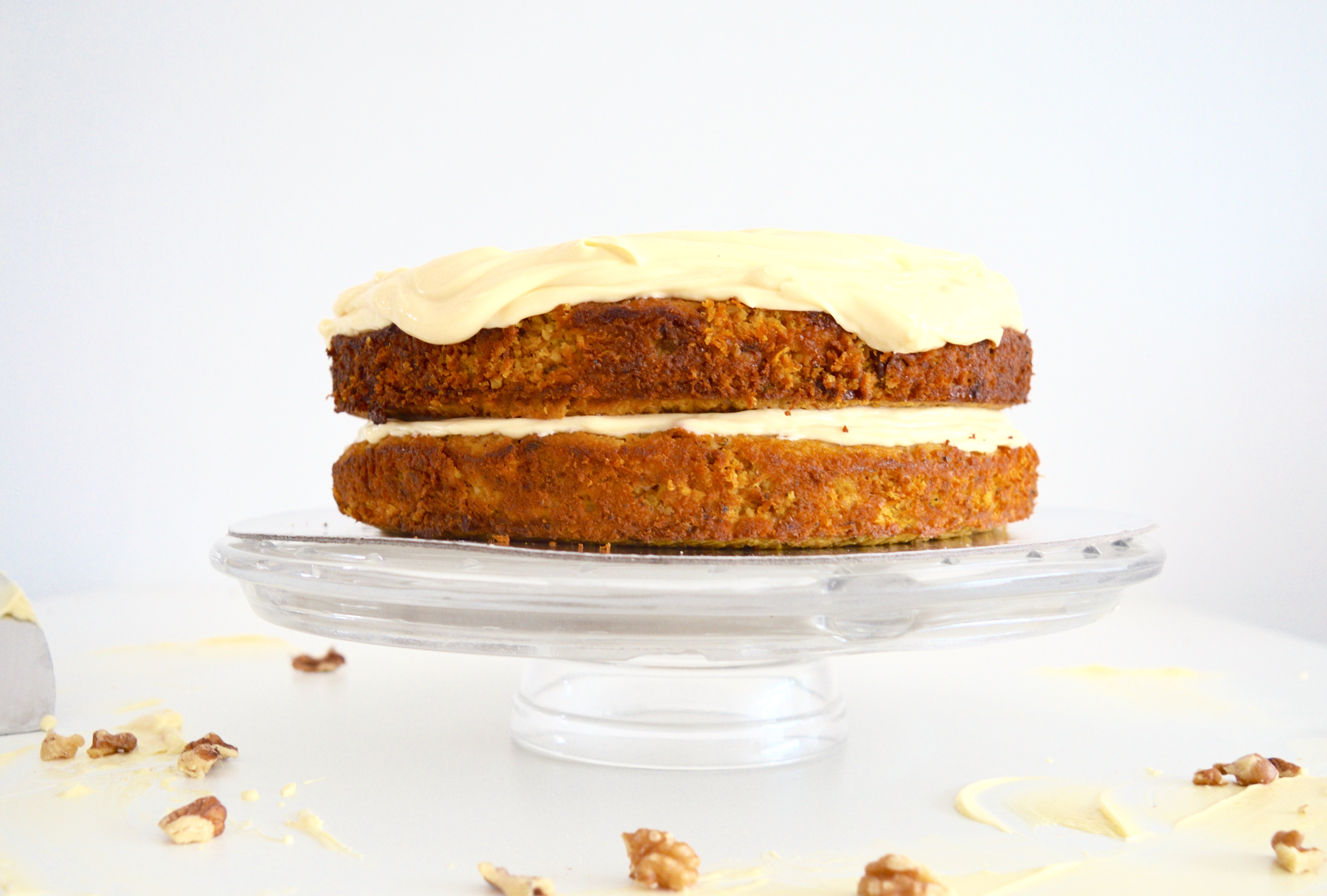 Easy To Make South African Carrot Cake