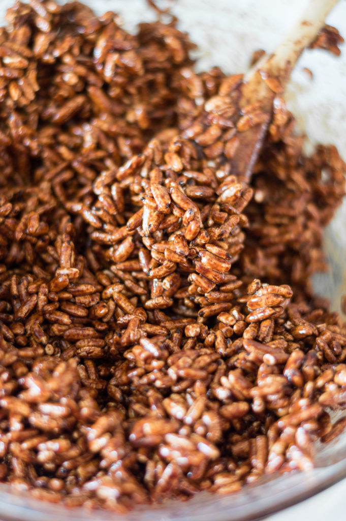 Healthy Rice Krispies | www.andthentherewasfood.co.za
