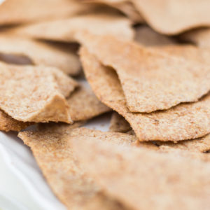 Healthy Tortilla Chips | www.andthentherewasfood.co.za