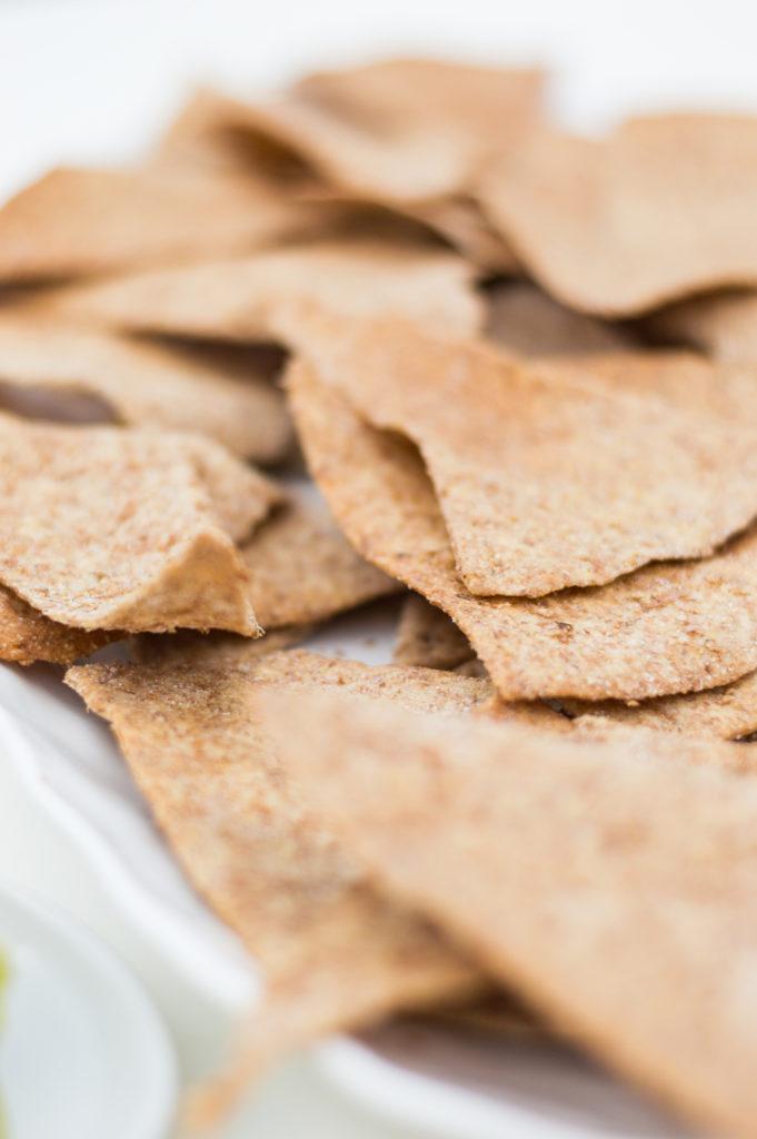 Healthy Tortilla Chips   www.andthentherewasfood.co.za