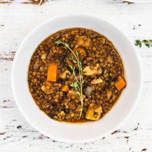 Easy Lentil Stew | www.andthentherewasfood.co.za