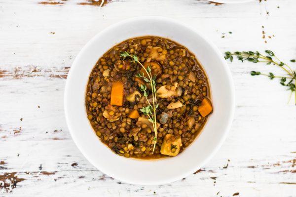 Easy Lentil Stew | www.andthentherewasfood.co.za
