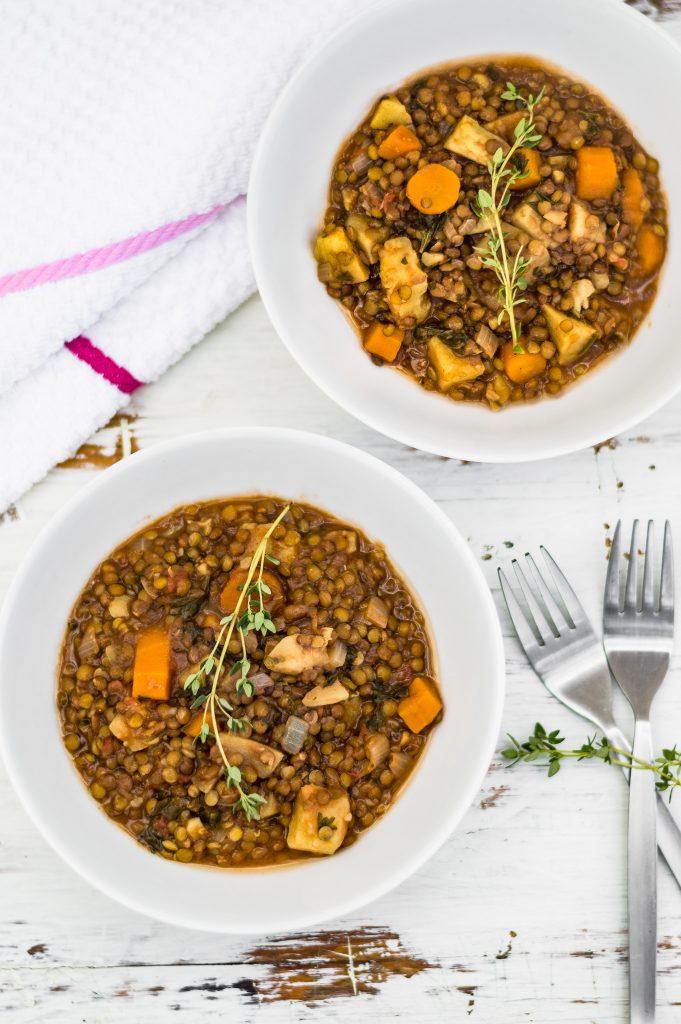 Winter Wonder Lentil Stew | www.andthentherewasfood.co.za