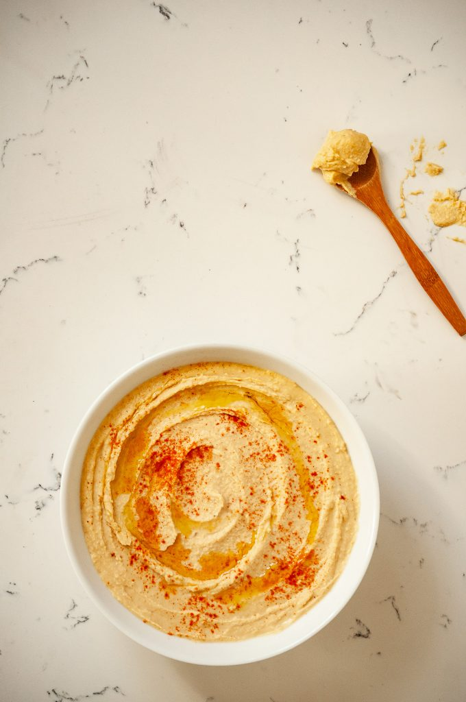 The best hummus recipe | www.andthentherewasfood.co.za