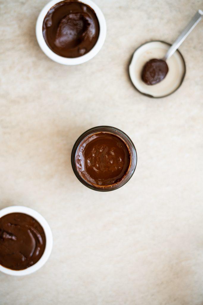 dark chocolate peanut butter | www.andthentherewasfood.co.za
