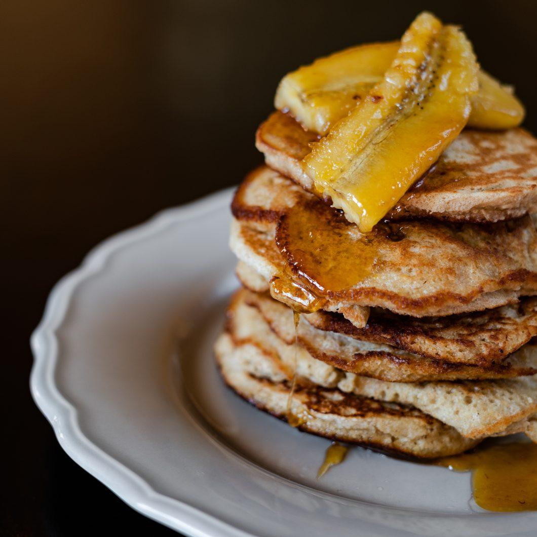 The best oatmeal flapjacks   www.andthentherewasfood.co.za