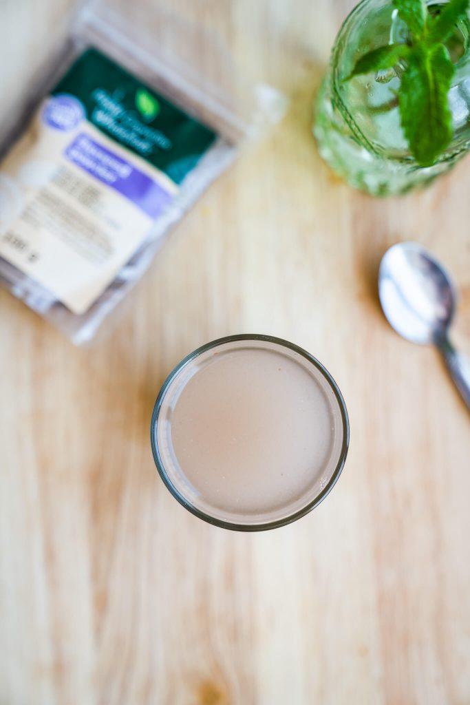 flaxseed water | www.andthentherewasfood.co.za