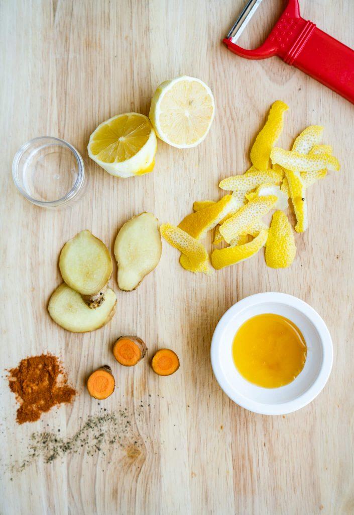 immune boosting tea | www.andthentherewasfood.co.za