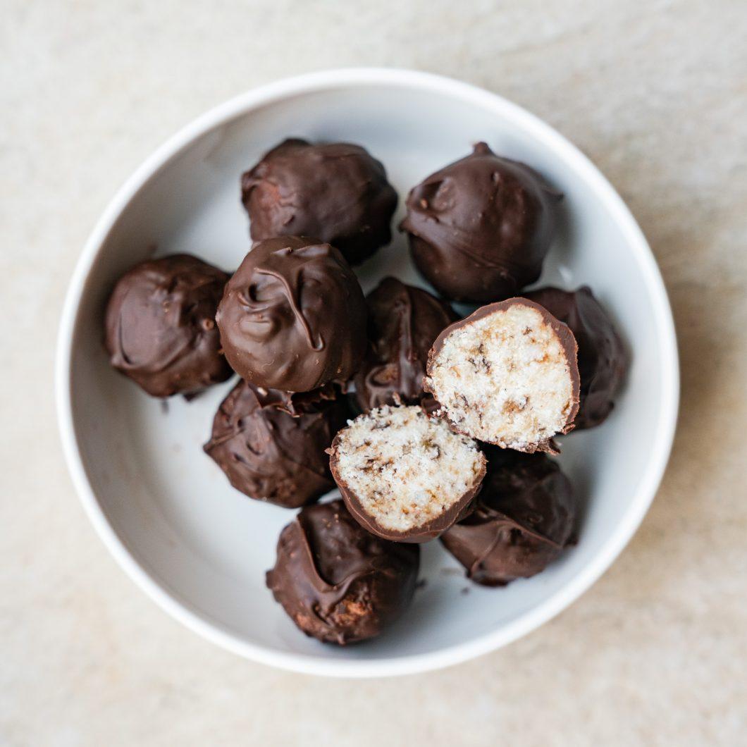 vegan dessert | andthentherewasfood.co.za