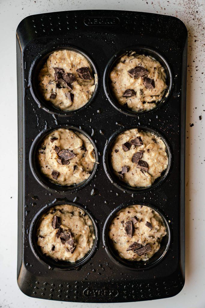 plant based muffins | https://andthentherewasfood.co.za/